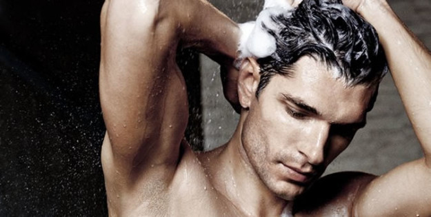 Man Washing His Hair | Men's Haircare Guide To Get Strong Healthy Hair
